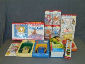 Children's Toy And Collectible Lot