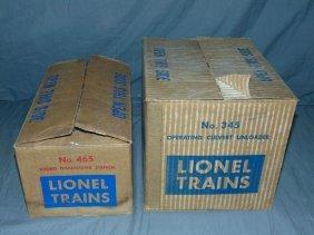 Lot Of 2 Lionel Accessories