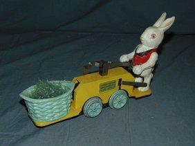 Lionel Peter Rabbit Hand Car.