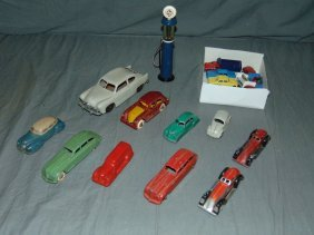 Mixed Toy Vehicle Lot