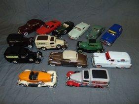 Brooklin Models Diecast Car Lot