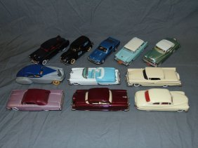 Brooklin Models Diecast Car Lot
