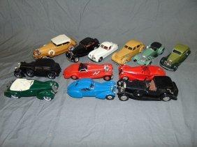 Western Models Diecast Car Lot