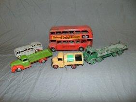 5 Piece Diecast Toy Vehicle Lot