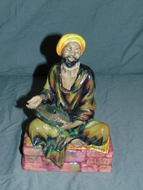 Royal Doulton Porcelain Figurine. Mendicant
