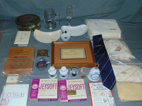 Queen Mary Collectibles Lot.