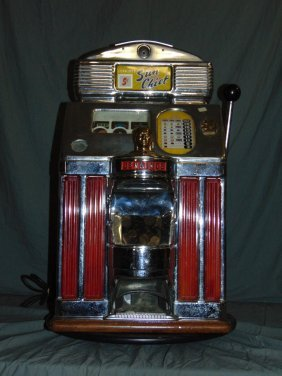 Jennings Sun Chief 5 Cent Electric Slot Machine