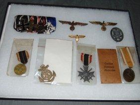 German Military Badge Lot.