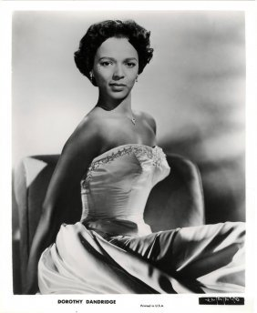 A Group Of Dorothy Dandridge Black And White