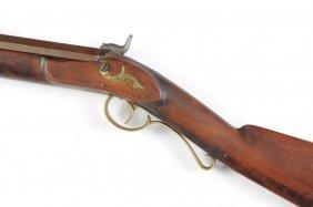 An 1855 M. Mater Chappawa Muzzle Loading Rifle,
