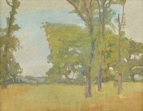 Archibald Knox (british 1864-1933) A Painting,