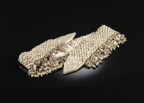 A Jewish Yemenite Wedding Belt, 19th Century,