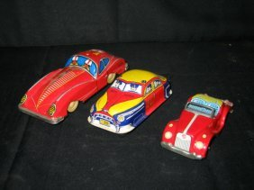 LUPOR CAR & 2 FRICTION CARS