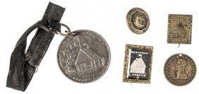 William Henry Harrison 1840 Campaign Memorabilia