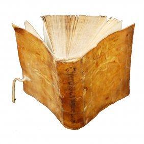 [aldus] Cicero, Orationum, Pars Iii, 1570