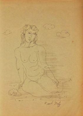Raoul Dufy (french, 1877-1953) (attrib.)