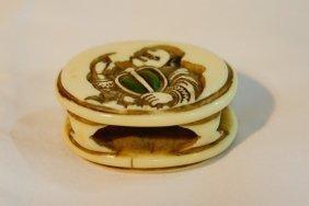Antique Chinese Ivory Netsuke