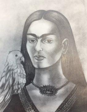 Frida Kahlo (1907-1954) Mexico