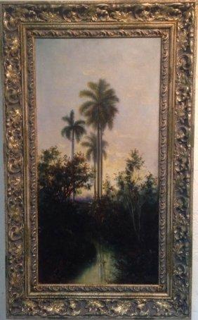 Cuban Art Juan Gil Garcia Painting