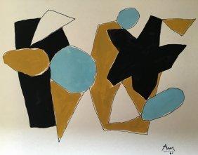 Robert Motherwell American Art