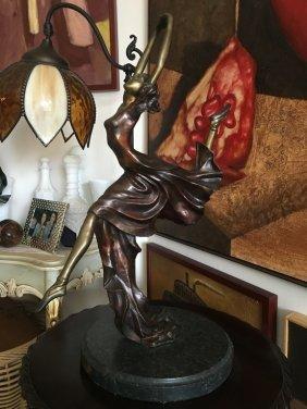 Louis Icart Bronze