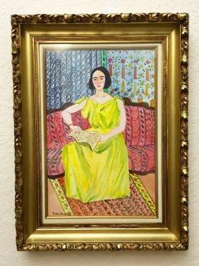 Henri Matisse (attrib) (1869-1954)