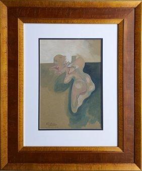 Francis Bacon(attrib.) (1909-1992)dublin, Ireland