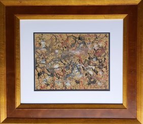 Jackson Pollock (attrib.)(1912-1956).
