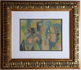 Willem De Kooning(attrib.) (1904-1997). Netherlands