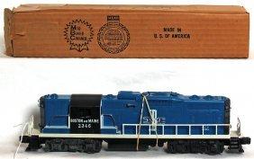 Lionel 2346 Boston And Maine GP, OB