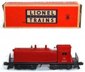 Lionel 600 MKT Diesel Switcher, OB