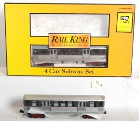 Railking Chicago CTA Set With Proto