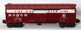 Lionel 3494-550 Monon Operating Boxcar