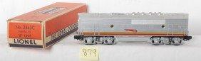 Lionel 2343C Santa Fe F3b In OB W/insert