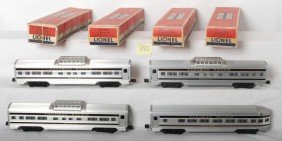 Lionel 2551, 2552, 2552, 2552 Canadian Pacific In
