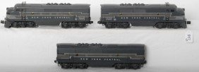 Lionel 2354P, 2354T, B Unit, New York Central F3 A