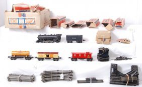 Lionel Boxed 1093W Freight Train Outfit W/1666, 26