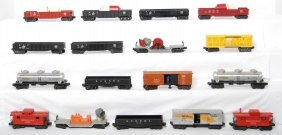 Lionel Postwar Freight Cars, Operating Cars....