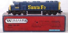 Williams Santa Fe SD-45 Loco