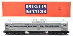 Lionel 2559 B&O Bud RDC-9 Pass Car LN OB
