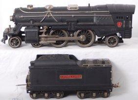 Lionel 392E Steam Loco And 392W Tender