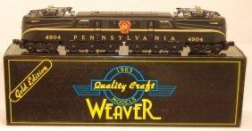 Weaver Pennsylvania Brunswick Sold Stripe GG1