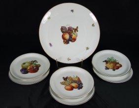 Rosenthal Platter & Luncheon Plates