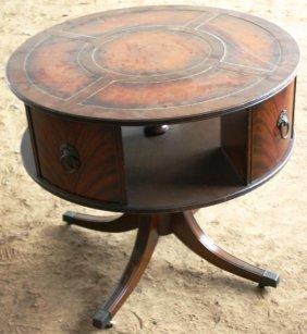 leather drum | eBay