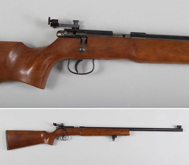 Anschutz Match Model 54