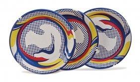 Roy Lichtenstein, Paper Plate (3)
