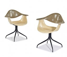 George Nelson, Chairs (2)