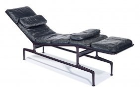 Charles & Ray Eames, Chaise Lounge