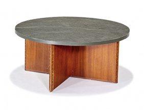 Frank Lloyd Wright, Coffee Table