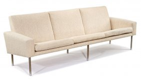 Hans Wegner, Sofa, Settee, And Lounge Chair (3)